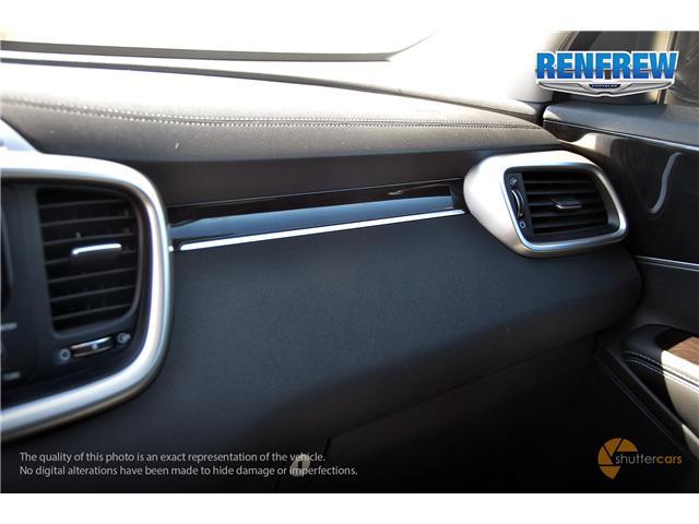 2018 Kia Sorento 2.4L LX (Stk: P1655) in Renfrew - Image 19 of 20