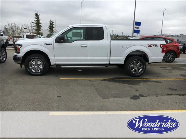 2018 Ford F-150 XLT (Stk: J-1813) in Calgary - Image 2 of 5