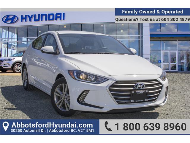 2018 Hyundai Elantra GL (Stk: JE552780) in Abbotsford - Image 1 of 27