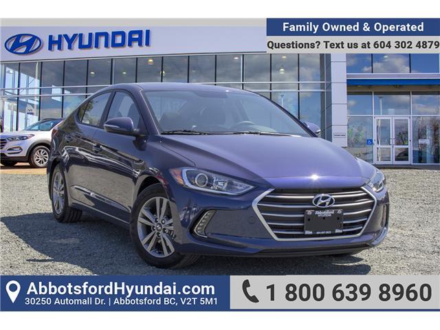 2018 Hyundai Elantra GL SE (Stk: JE649432) in Abbotsford - Image 1 of 27