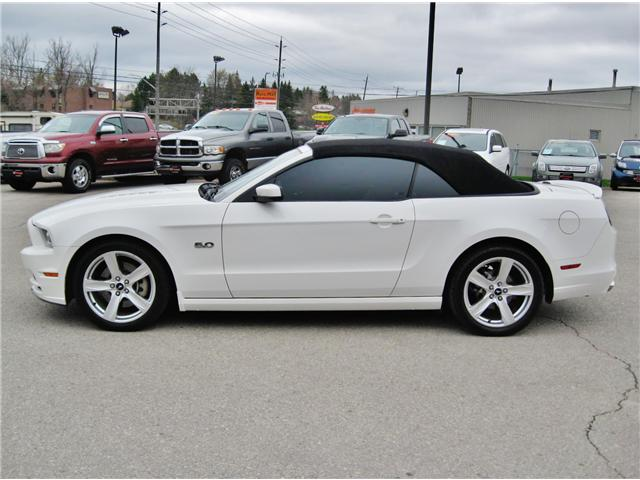 2013 Ford Mustang GT (Stk: 1335) in Orangeville - Image 4 of 21