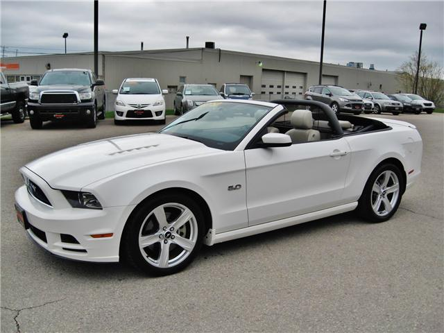 2013 Ford Mustang GT (Stk: 1335) in Orangeville - Image 3 of 21