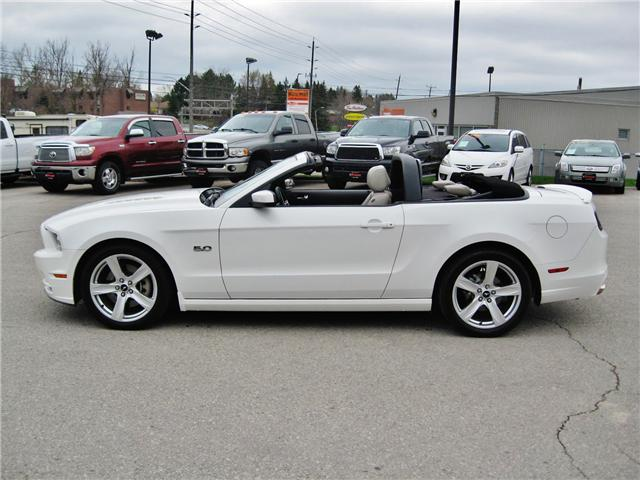 2013 Ford Mustang GT (Stk: 1335) in Orangeville - Image 5 of 21