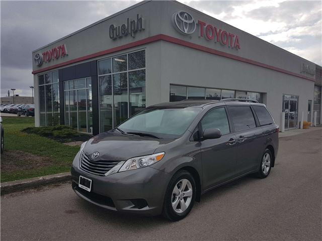 2017 Toyota Sienna LE 8 Passenger (Stk: U00819) in Guelph - Image 1 of 30