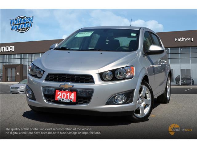 Used 2014 Chevrolet Sonic LT Auto  - Ottawa - Pathway Hyundai