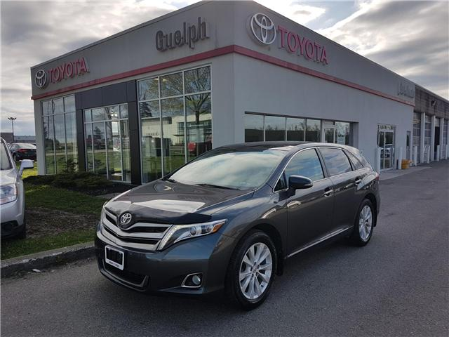 2014 Toyota Venza Base (Stk: U00802) in Guelph - Image 1 of 29