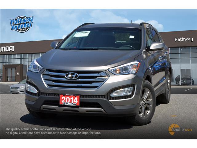 Used 2014 Hyundai Santa Fe Sport 2.0T Premium 2014 Hyundai Santa Fe Sport 2.0T Premium AWD SUV - Ottawa - Pathway Hyundai