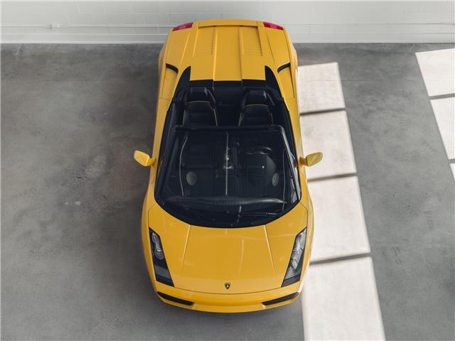 2007 Lamborghini Gallardo Spyder (Stk: ZHWGU22N57LA04992) in Woodbridge - Image 1 of 36