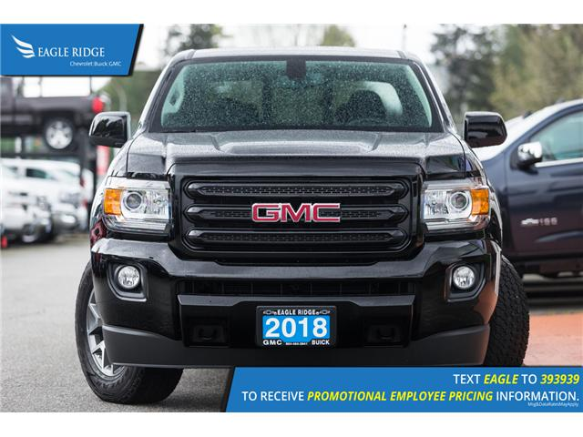 2018 GMC Canyon SLE (Stk: 88037A) in Coquitlam - Image 2 of 24
