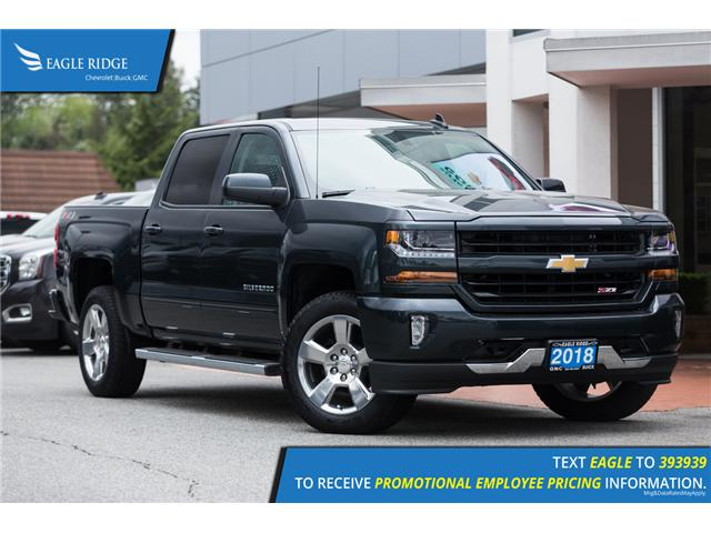 2018 Chevrolet Silverado 1500  (Stk: 89346A) in Coquitlam - Image 1 of 20