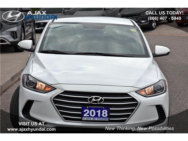 2018 Hyundai Elantra LE (Stk: P4520R) in Ajax - Image 2 of 21