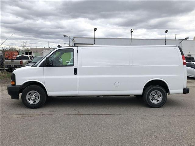 2017 Chevrolet Express 2500 2500 EXTENDED CARGO- GM CERTIFIED PRE-OWNED (Stk: P6185) in Markham - Image 2 of 18