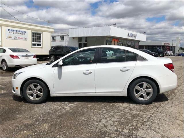 2014 Chevrolet Cruze 2LT-GM CERTIFIED PRE-OWNED-1 OWNER TRADE (Stk: 303710A) in Markham - Image 2 of 26