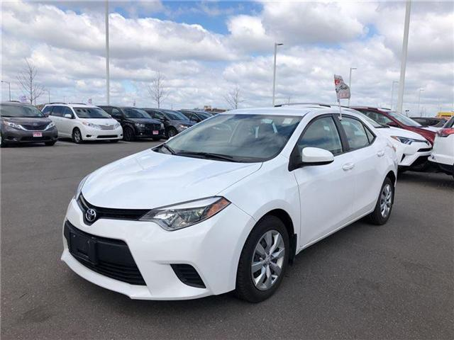 2014 Toyota Corolla  (Stk: D181537A) in Mississauga - Image 3 of 18