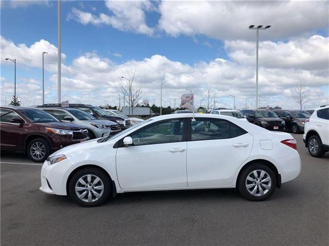 2014 Toyota Corolla  (Stk: D181537A) in Mississauga - Image 4 of 18