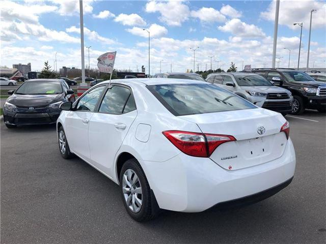 2014 Toyota Corolla  (Stk: D181537A) in Mississauga - Image 5 of 18