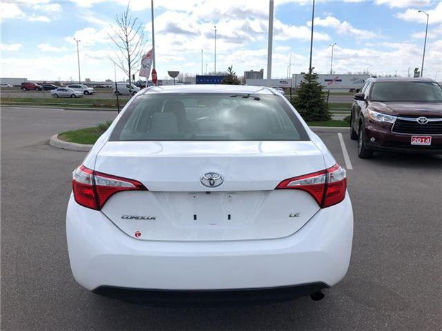 2014 Toyota Corolla  (Stk: D181537A) in Mississauga - Image 6 of 18