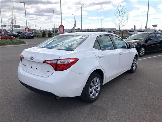 2014 Toyota Corolla  (Stk: D181537A) in Mississauga - Image 7 of 18