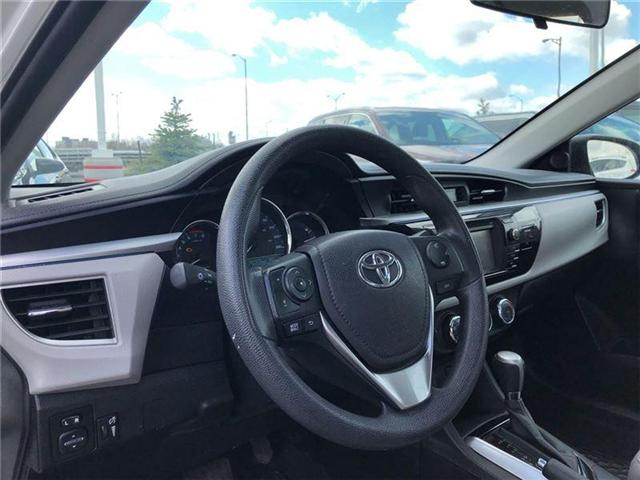 2014 Toyota Corolla  (Stk: D181537A) in Mississauga - Image 11 of 18