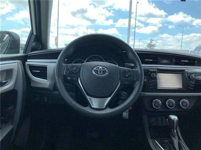 2014 Toyota Corolla  (Stk: D181537A) in Mississauga - Image 16 of 18