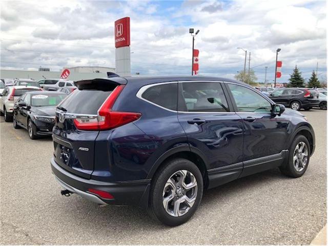 2017 Honda CR-V EX (Stk: P6871) in Georgetown - Image 2 of 11