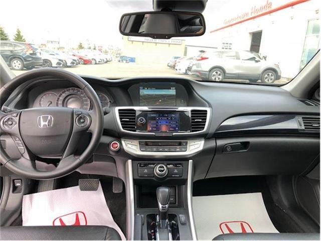 2015 Honda Accord EX-L-NAVI (Stk: P6876) in Georgetown - Image 3 of 8