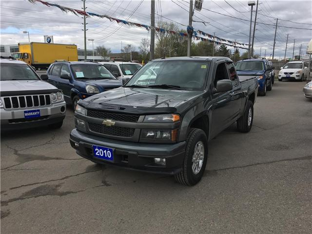 2010 Chevrolet Colorado LT1 Ext. Cab 4WD (Stk: P3460) in Newmarket - Image 1 of 20