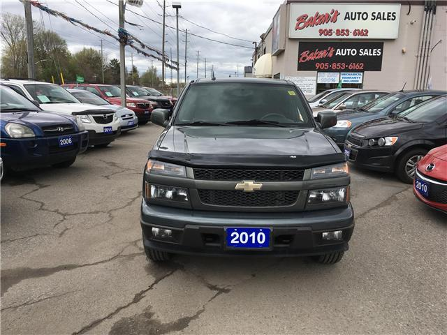 2010 Chevrolet Colorado LT1 Ext. Cab 4WD (Stk: P3460) in Newmarket - Image 2 of 20