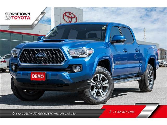 2018 Toyota Tacoma SR5 (Stk: 8TA198) in Georgetown - Image 1 of 20