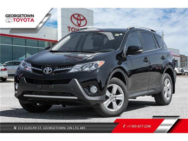 2015 Toyota RAV4 XLE (Stk: 15-79340) in Georgetown - Image 1 of 20