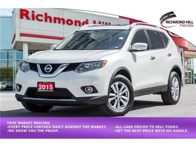 2015 Nissan Rogue  (Stk: 1960P) in Richmond Hill - Image 1 of 21