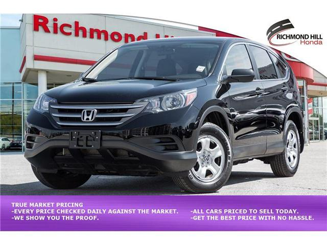 2014 Honda CR-V LX (Stk: 180877P) in Richmond Hill - Image 1 of 22