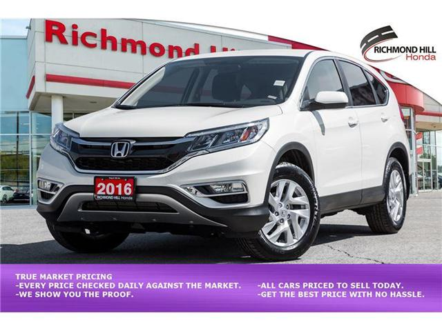 2016 Honda CR-V SE (Stk: 180757P) in Richmond Hill - Image 1 of 20