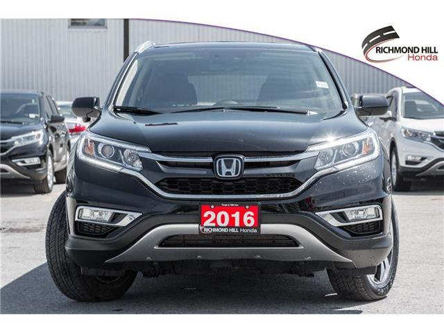 2016 Honda CR-V Touring (Stk: 1993P) in Richmond Hill - Image 2 of 21