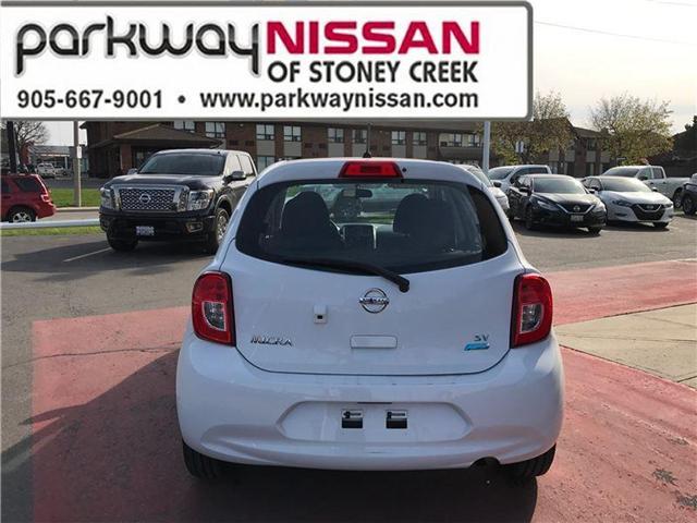 2015 Nissan Micra  (Stk: N1282) in Hamilton - Image 4 of 17
