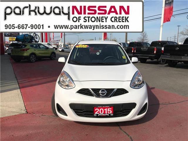2015 Nissan Micra  (Stk: N1282) in Hamilton - Image 8 of 17