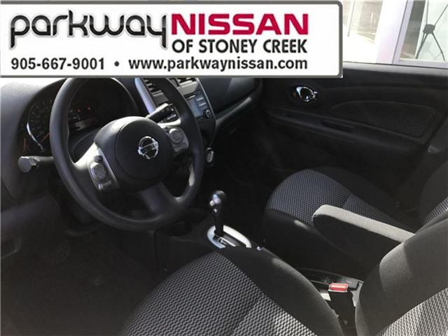 2015 Nissan Micra  (Stk: N1282) in Hamilton - Image 9 of 17