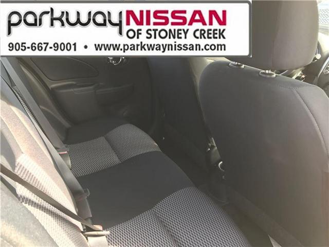 2015 Nissan Micra  (Stk: N1282) in Hamilton - Image 11 of 17
