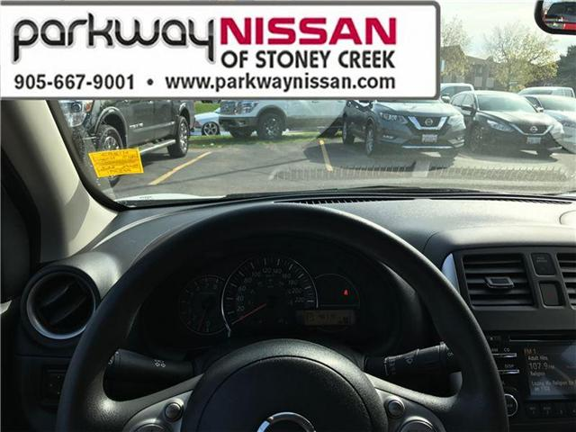 2015 Nissan Micra  (Stk: N1282) in Hamilton - Image 13 of 17