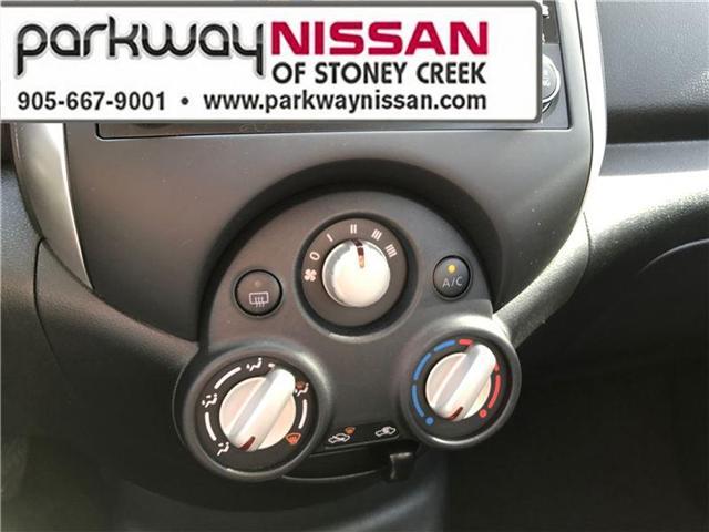 2015 Nissan Micra  (Stk: N1282) in Hamilton - Image 16 of 17
