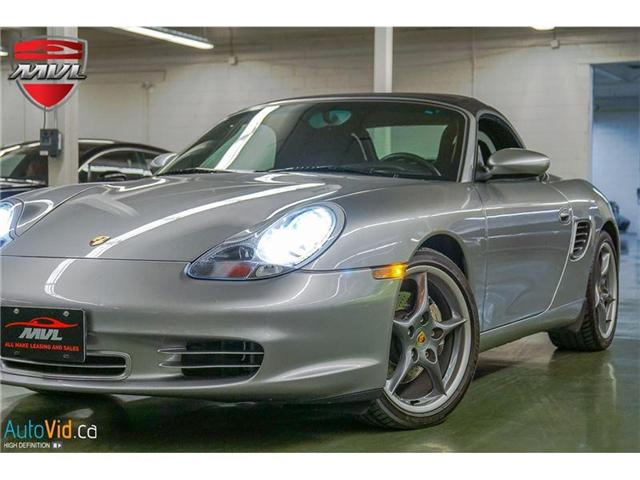 2004 Porsche Boxster  (Stk: WP0CB2) in Oakville - Image 1 of 43