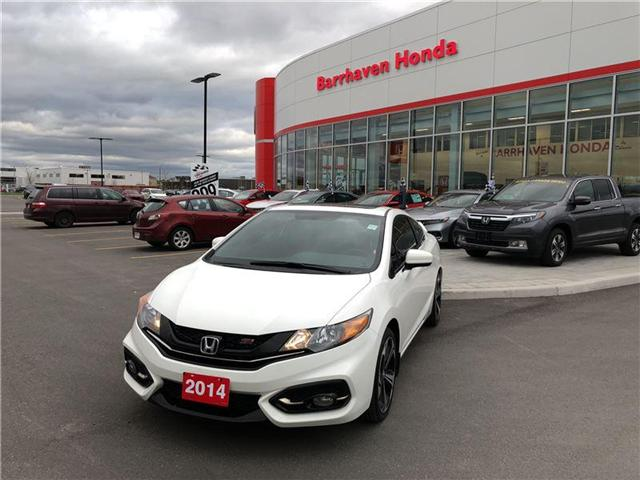 2014 Honda Civic Si (Stk: B0072) in Nepean - Image 1 of 18