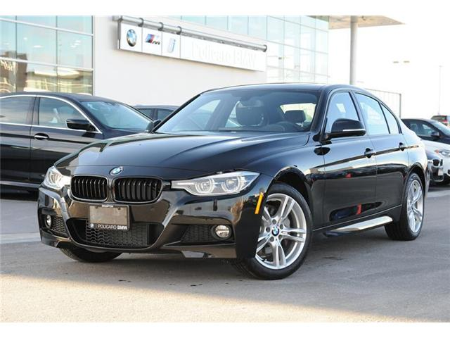 2018 BMW 330 i xDrive (Stk: 8614938) in Brampton - Image 1 of 12