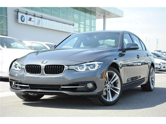 2018 BMW 330 i xDrive (Stk: 8B35367) in Brampton - Image 1 of 12