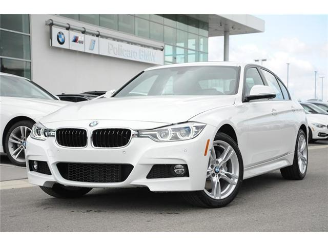 2018 BMW 330 i xDrive (Stk: 8B35384) in Brampton - Image 1 of 12