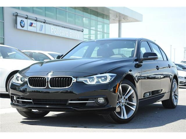 2018 BMW 330 i xDrive (Stk: 8B35494) in Brampton - Image 1 of 11