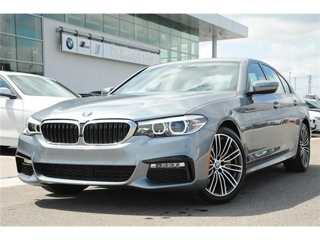 2018 BMW 540i xDrive (Stk: 8D52107) in Brampton - Image 1 of 11