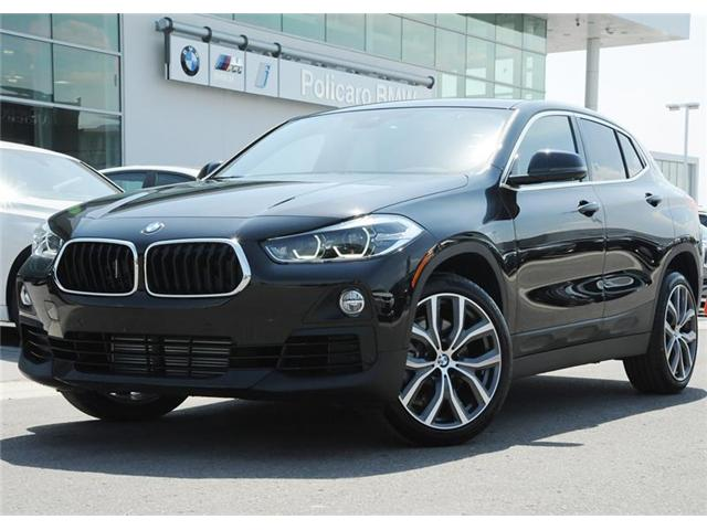 2018 BMW X2 xDrive28i (Stk: 8F72566) in Brampton - Image 1 of 12