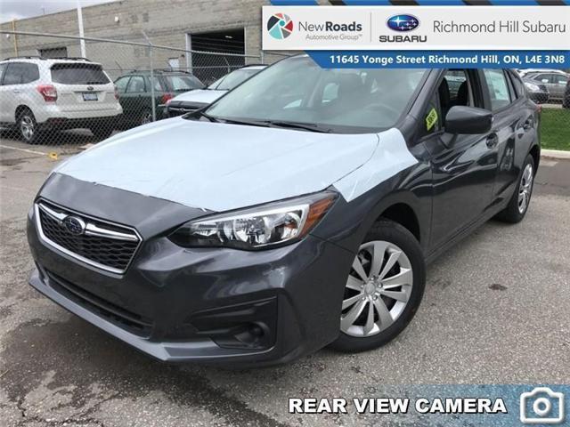 2018 Subaru Impreza Convenience (Stk: 30656) in RICHMOND HILL - Image 1 of 20