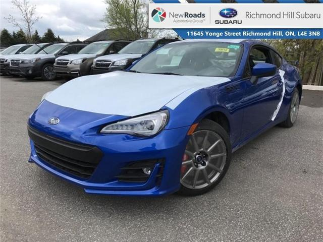 2018 Subaru BRZ  (Stk: 30818) in RICHMOND HILL - Image 1 of 18